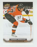 (61425) 2015-16 UPPER DECK CANVAS JEREMY ROENICK #C248