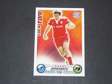 LUCA TONI BAYERN MUNICH TOPPS MATCH ATTAX PANINI FOOTBALL BUNDESLIGA 2009-2010