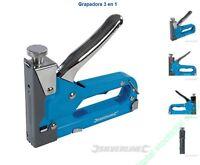 Rapid R34 serie 140 Grapa Pistola//Grapadora De Alta Resistencia-uso Industrial Flatwire