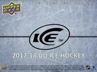 2017-18 Upper Deck Ice Hockey Cards Base/Glacial Graphs or Retro Pick From List