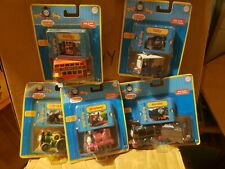 NEW Lot Of 5 Thomas And Friends Take Along Die Cast Metal Learning Curve