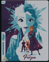 EBOND Frozen  BLU-RAY Steelbook  D348012