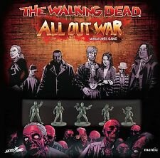 Walking Dead - All Out War Miniatures - Starter Set Core Game (New)