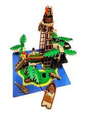 Lego 6270 Île aux pirates - complet avec notice sans boîte.