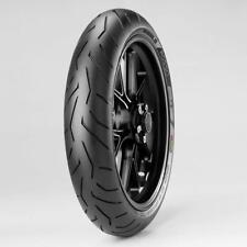 PIRELLI DIABLO ROSSO II FRONT MOTORCYCLE TYRE 120/70R-17 58H TL #61-221-04