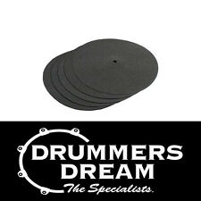 """HARDCASE 19"""" cymbal protectors pack of 5 BRAND NEW"""
