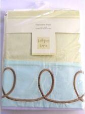 Lollipop Lane Baby Cot/ Cot Bed Flannelette Sheet Treacle & Bubble Unisex Design