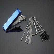 Carburetor Carb Cleaning Kit Brushes for Honda CR XLR 85 125 XR CRF 230 150
