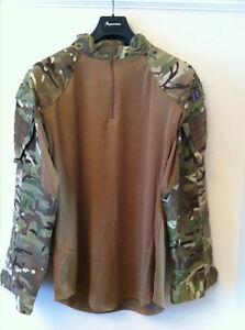 British Army MTP Desert Sand Brown UBAC shirts