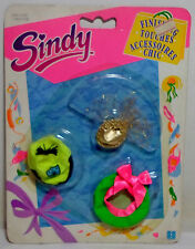 Hasbro 1989 Sindy Finishing Touches Fashion Fashions European C-411 Mosc Sealed