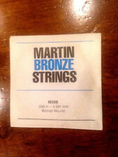 + corda chitarra acustica martin bronzo M39B strings - Super Light bronzo