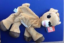 """Build a Bear 21"""" Giant 50th Anniversary Clarice  Reindeer Plush Toy - Unstuffed"""