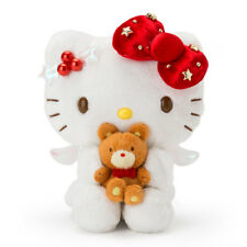 Hello Kitty Sanrio Plush Doll Stuffed toy Angel Christmas 2018 Japan Free Ship