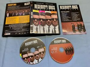 Reservoir Dogs (DVD, 2003, 10th Anniversary Edition) 10 Years