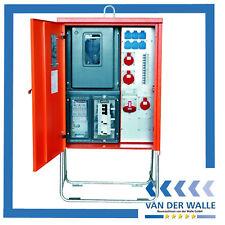 Baustromverteiler Anschlussverteilerschrank Stromverteiler AVEV 63/211-6