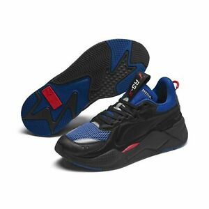 PUMA RS-X Black Sneakers for Men for Sale   Authenticity ...