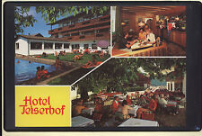 TISO CHIUSA (BZ) TEIS KLAUSEN HOTEL TEISERHOF  B364