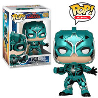 Yon-Rogg Captain Marvel Official Marvel Funko Pop Vinyl Figure Collectable