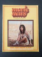 MOVIE NEWS MAGAZINE - Australian Film Magazine Vol.8 No.12 December, 1972