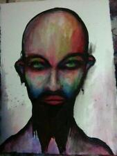 Printed Canvas:MARILYN MANSON-Kerry King-Slayer.Art Painting(no lp,t-shirt)