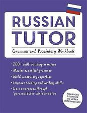 Russian Tutor: Grammar and Vocabulary Workbook (Learn Russian with Teach Yoursel