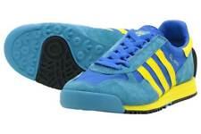 US11.5  adidas Originals Men's  SL 80  RUNNING SNEAKERS  UK11 Blue/Yellow  LAST1