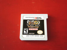 STREETFIGHTER IV 3D EDITION Nintendo 3DS game promo NTSC