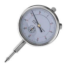 Metric 0-10mm Precise 0.01mm Dial Test Indicator/DTI Guage/Clock Gauge TDC TE107