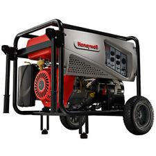 Honeywell 7500 Watt 420cc Ohv Portable Gas Powered Generator Withelectric Start