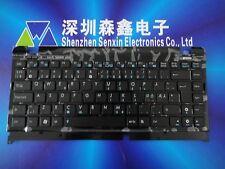 New ND Nordic Version Keyboard ASUS Eee PC 1215 1215P 1215N 1215T 1215B black