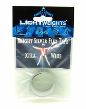 "Lightweights Reflective Safety 3M Flex Tape 36""x25mm Roll for Clothing"