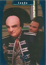 BABYLON 5 1998 Season 5 One Exit At A Time Insert Card E2!!! NM/M