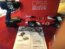 Carisma Ferrari F1 Formula One RC Car 1/14 scale