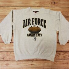 United States US Air Force Academy Falcons Toddler Boys Quarter Zip Pullover Fleece Sweater 4T Blue