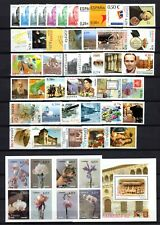 SPAIN 2002 Almost Complete Fine MINT NH / MNH -- For Collector / FACE €60 approx