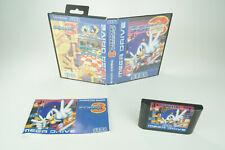 Sega Mega Drive *Sonic 3* OVP mit Anleitung