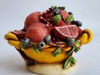 """Harmony Kingdom 1999 """"Pomegranate""""  Lord Byron's Harmony Garden"""