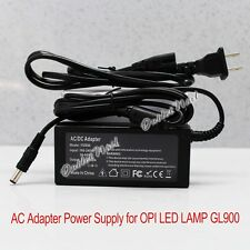 Adapter for OPI Studio LED Light GL900 Gel Lamp Dryer 100-240V Power Supply