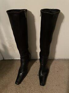 Valentino Ladies Fashion Boots Size 37