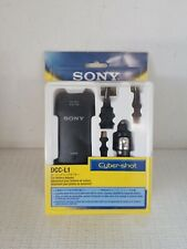 Sony DCC-L1 Cyber-shot Car Battery Adapter New and Sealed