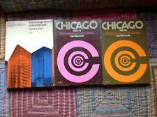 Carl W. Condit, Chicago Architecture Books (3)