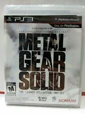 METAL GEAR SOLID THE LEGACY COLLECTION 1987-2012 (Inglese, Multilingue No Ita)