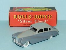 QUIRALU 1/43 reissued  1990s.  Rolls Royce Silver Cloud  Mint in Box