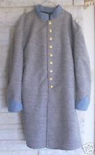 Confederate Jean Wool Frock Coat, Civil War, New