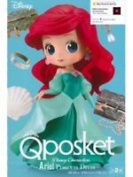 ☀ Disney Little Mermaid Ariel Banpresto Princess Dress Q Posket QPosket Figure ☀