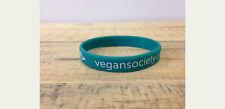 The Vegan Society Wristband - Green