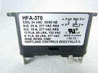 FAN RELAY HEAVY DUTY 90-370/ COIL 24VAC  50/60Hz  / UL CERTIFIED