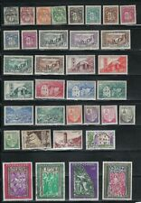 Andorra Lot, 1929 to 1985