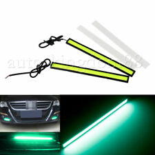 Waterproof COB Lights LED Strip Daytime Running DRL Car Fog Day Drive Lamp UK