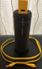 UE BOOM 2 Wireless Mobile Bluetooth Speaker Waterproof/Shockproof Black